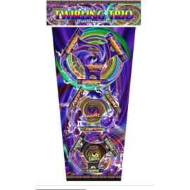 Twirling Trio Wheels