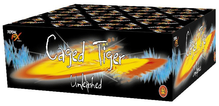 Caged Tiger Unleased - £119.99 (new)